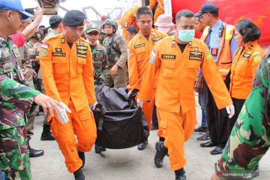 DVI Polda Papua identifikasi jenazah korban kecelakaan pesawat