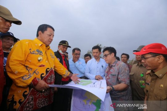 Lampung Barat miliki potensi energi panas bumi 495 MW