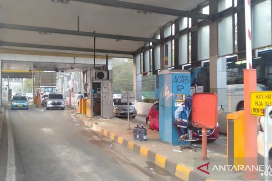 Gerbang Tol Senayan dan Pejompongan kembali beroperasional