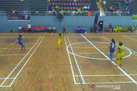 Tundukkan Jatim, tim Jabar jawara futsal putri