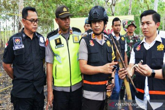 Karhutla, Polres Banjar tangkap pelaku pembakaran