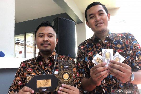 Investasi tabungan emas Pegadaian diminati generasi milenial