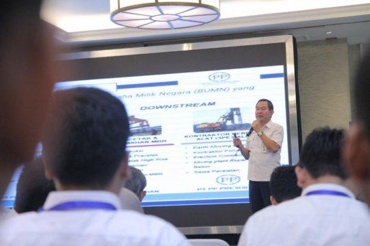 PT PP dorong percepatan penerapan teknologi digital sektor konstruksi
