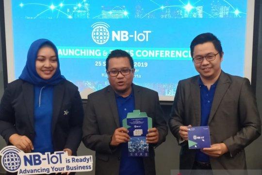 XL Axiata luncurkan jaringan NB-IoT 31 Kota