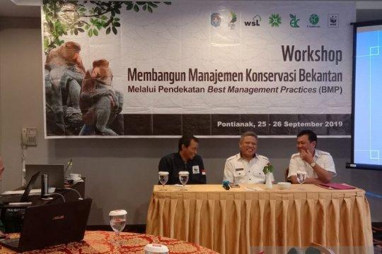 Kubu Raya kawal WWF bangun manajemen konservasi Bekantan