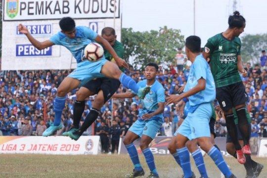 Persiku Kudus lolos ke semifinal Liga 3 Jateng