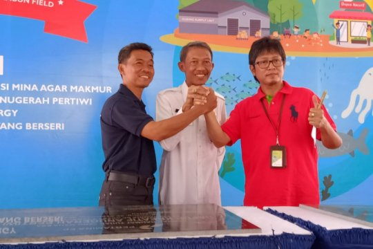 Pertamina EP resmikan program pemberdayaan masyarakat Karawang