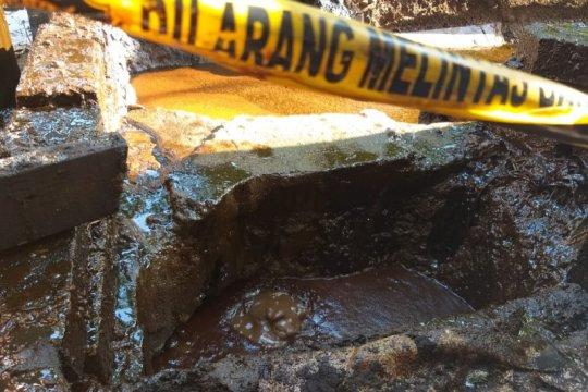 Bertambah jadi dua titik semburan lumpur di Kutisari Surabaya