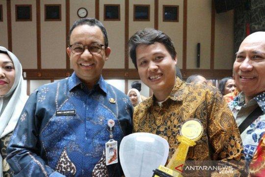 Pewarta ANTARA raih MH Thamrin Award 2019