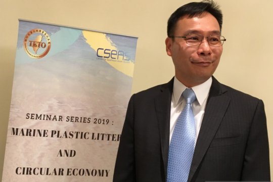 TETO: Indonesia salah satu prioritas Kebijakan Baru ke Arah Selatan