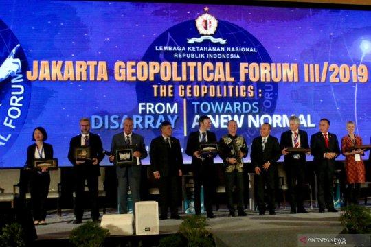 Pakar asing sebut Pancasila dapat jadi dasar geopolitik dunia