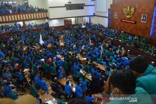 DPR Aceh surati Presiden terkait tuntutan mahasiswa