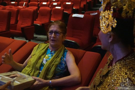 Kedubes Kuba peringati 60 tahun kunjungan Che Guevara ke Indonesia
