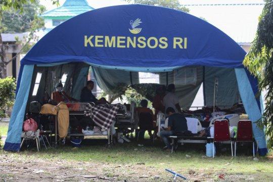 Kemensos kirim bantuan untuk korban gempa Ambon