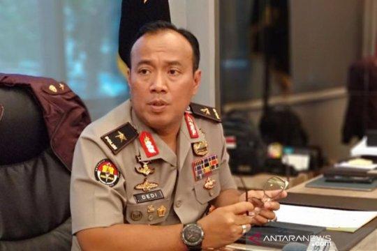 Polri: Demonstrasi di Jabar dan Jakarta ditumpangi Anarko Sindikalisme