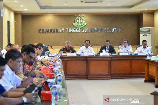 Gubernur fokus pembebasan lahan jalur kereta api Makassar-Parepare