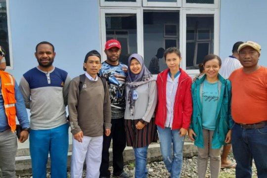 Tim krisis center layani kesehatan korban demo Wamena