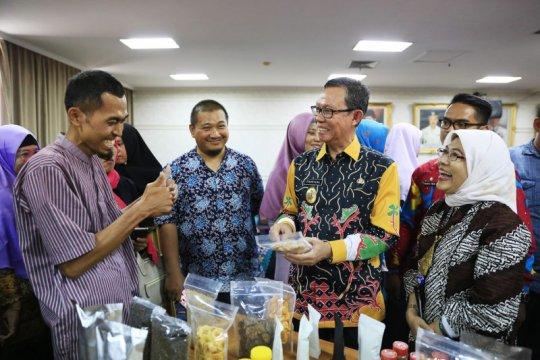 Pemprov Lampung gandeng BPOM edukasi keamanan pangan 1.000 UMKM