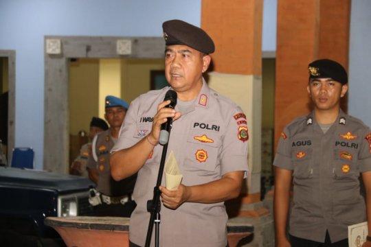 Wakapolda Bali : Pengiriman 300 personel ikut amankan ibu kota