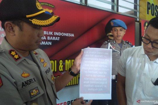 Polisi Pariaman periksa mahasiswi terkait ujaran kebencian di medsos