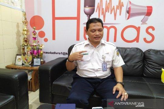 Pembangunan jalur kereta api Rantauprapat - Kota Pinang rampung 2020
