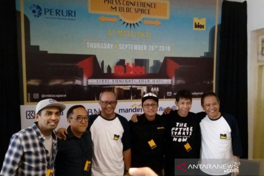 M Bloc Space tongkrongan baru anak muda Jakarta