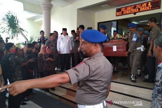 Papua Terkini - Empat jenazah korban kericuhan Waena tiba di Padang