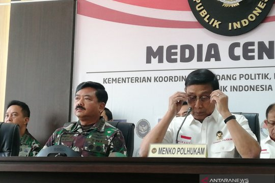 Panglima TNI : 3.000 personel TNI amankan Istana dan DPR