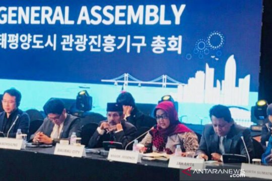 Ade Yasin promosikan Kabupaten Bogor di Korea Selatan