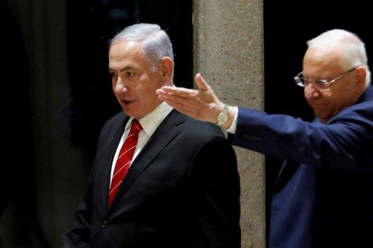 Presiden Israel akan umumkan calon PM untuk bentuk pemerintahan baru