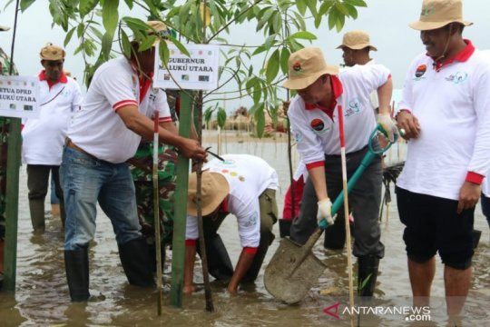"Kampanye sadar lingkungan digagas ""Kompress"" bersama DLH Malut"