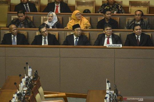 DPR setujui lima anggota BPK periode 2019-2024