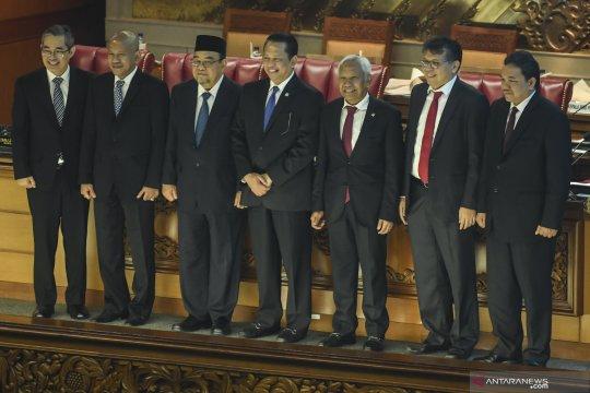 Lima anggota BPK terpilih akan dilantik MA