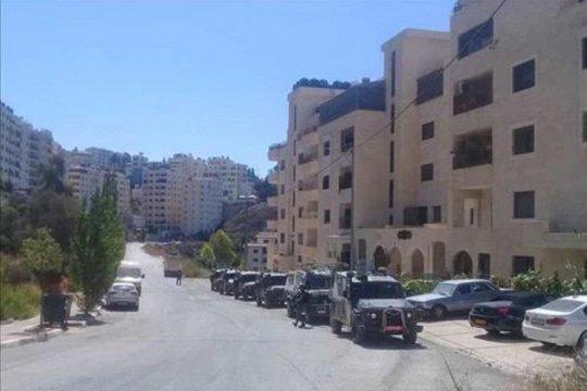 Israel akan sita 600 dunum lahan di Nablus-Jerusalem
