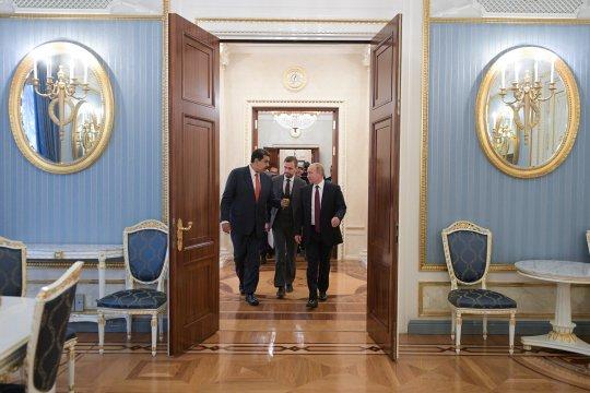 Wakil PM Rusia tegaskan dukungan untuk Maduro