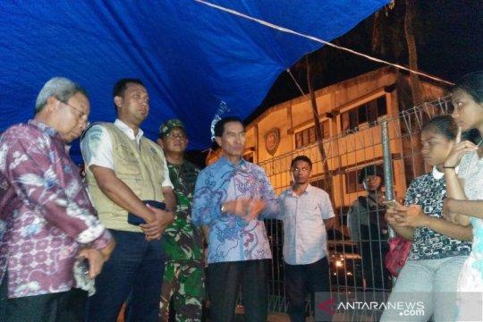 Wawali: Korban tewas akibat gempa Ambon 5 orang