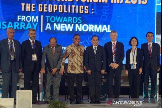 KTT Asia Timur kendaraan dasar dorong arsitektur Indo-Pasifik