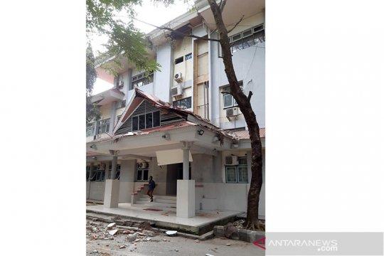 BNPB: Sejumlah fasilitas umum rusak akibat gempa Ambon