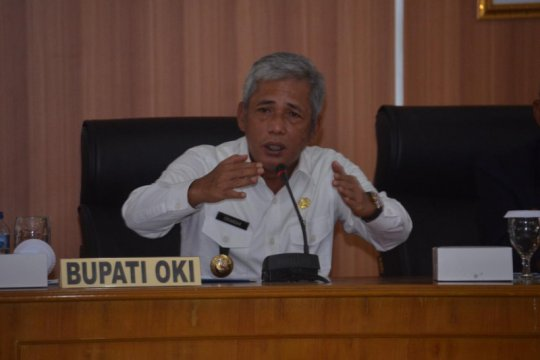Satgas penanggulangan karhutla tetap siaga di Ogan Komering Ilir