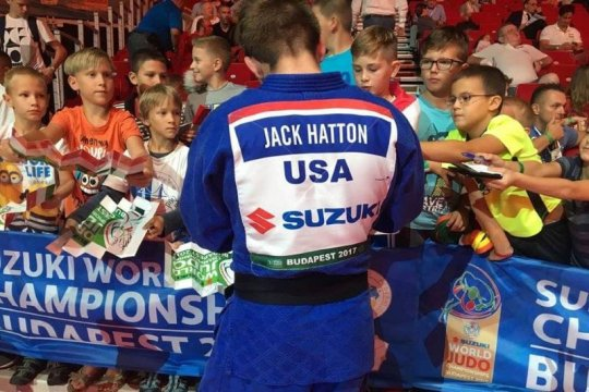 Judoka harapan AS di Olimpiade 2020, Hatton meninggal di usia 24 tahun