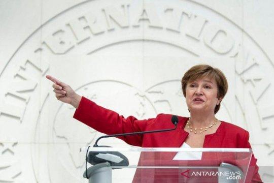Kristalina Georgieva, direktur pelaksana IMF yang baru