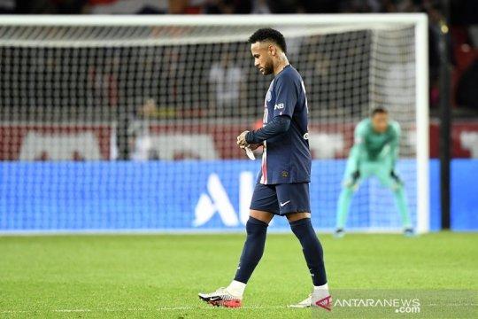 Klasemen Liga Prancis: magis Neymar usai, keunggulan poin PSG habis