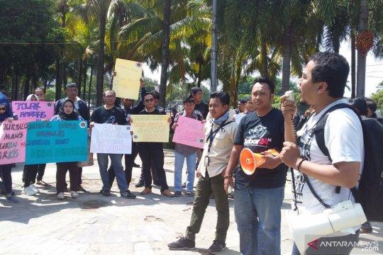 AKAR Jember desak pengusutan kasus kekerasan terhadap jurnalis