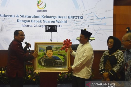 Nusron Wahid berkomitmen akan perjuangkan pekerja migran Indonesia