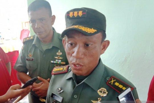 Danrem 012 Teuku Umar: Kabut asap akibat karhutla di Aceh menghilang