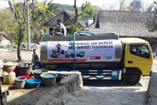 ACT Madiun salurkan 30.000 liter bantuan air bersih