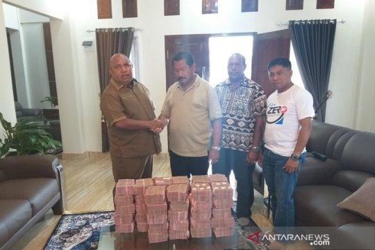 Pemkab Lanny Jaya bantu Rp5 miliar untuk korban Jayawijaya
