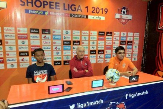 Mario Gomez bersyukur Borneo raih kemenangan dari Persija