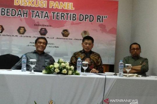 Pemilihan pimpinan DPD RI diperkirakan akan ramai
