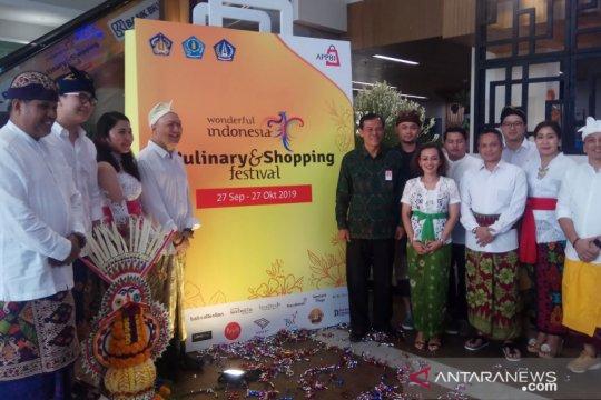 Sebulan penuh, 14 mal di Bali gelar Festival Kuliner dan Belanja